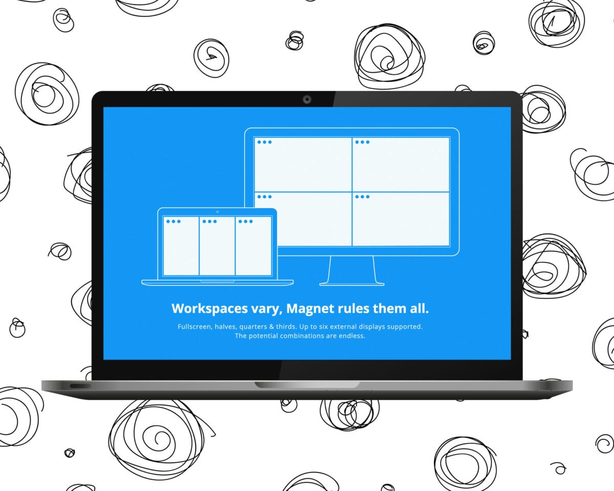 Magnet - Multitasking & Productivity App on Mac