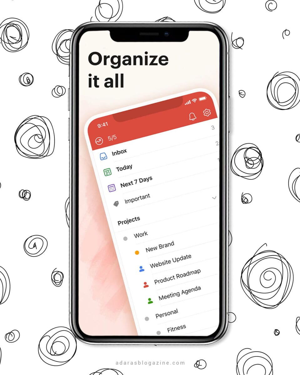 Todoist - Task Manager & To Do List App
