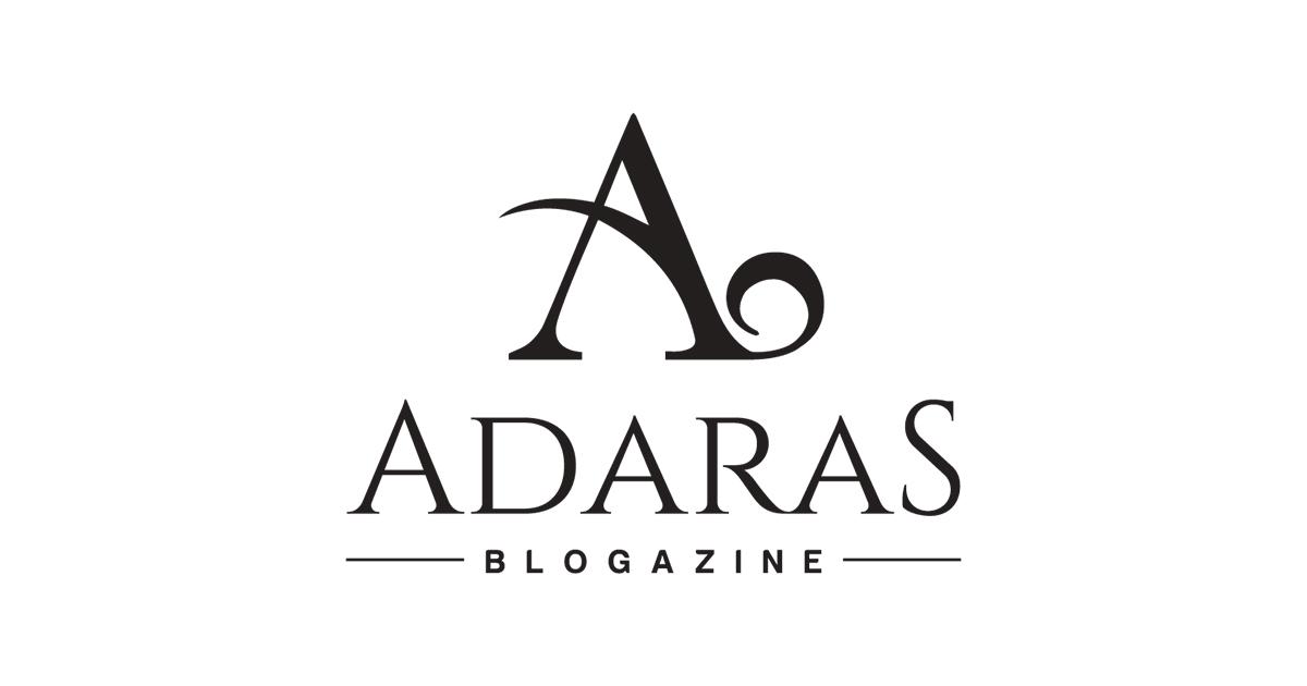 ADARAS Blogazine - Logo Cover