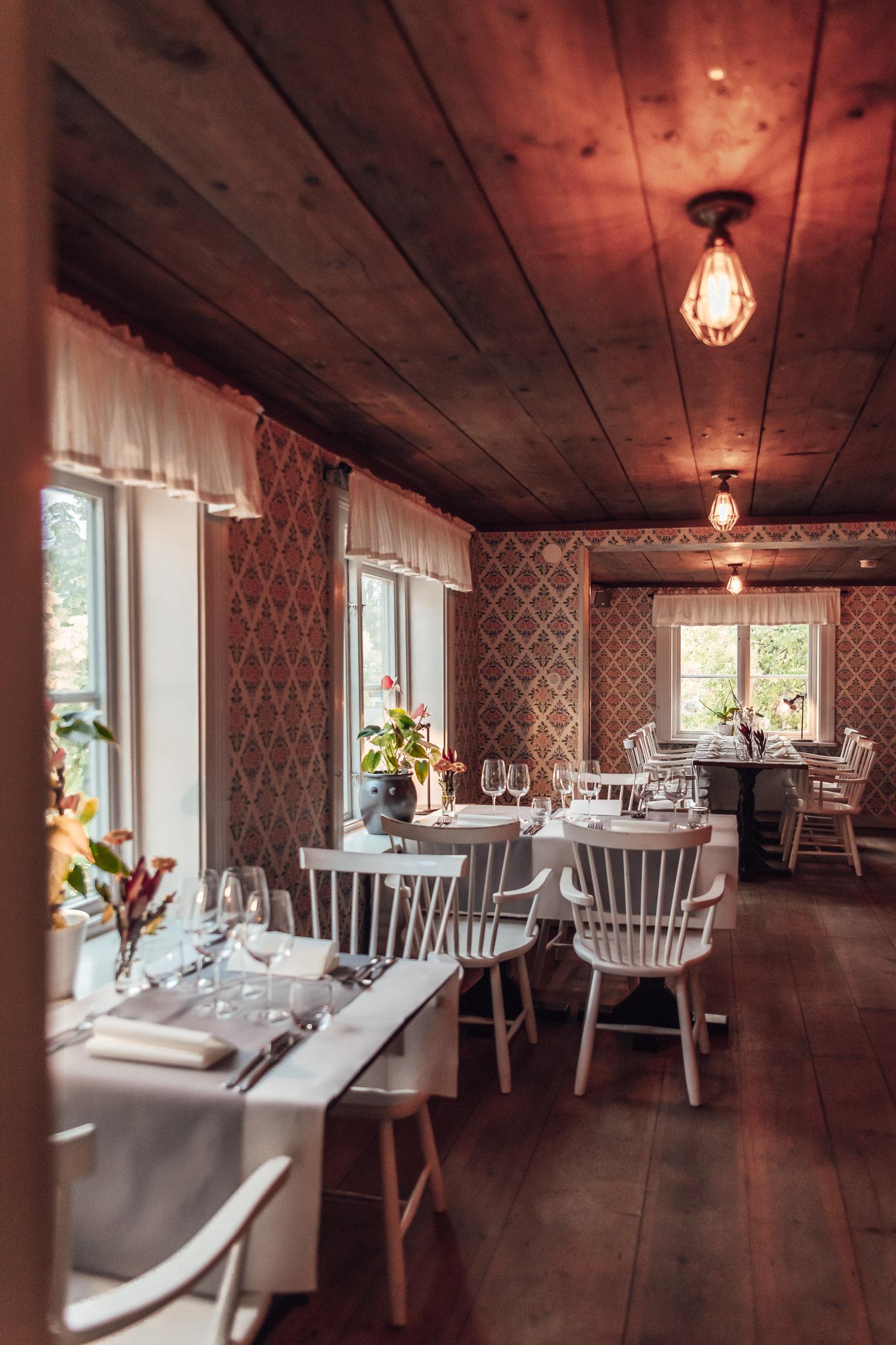 Cozy café in Wadköping: Gamla Örebro Café & amp; Conference