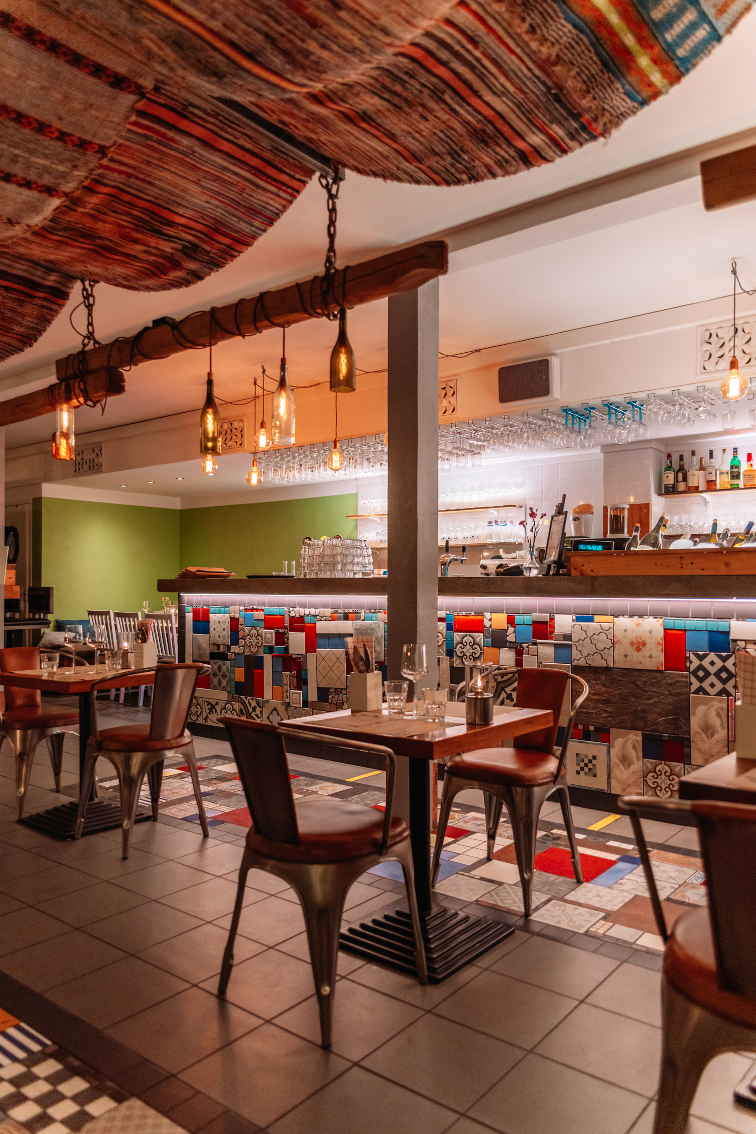 Climate-smart restaurant in Örebro: Matbaren Gro på Stallbacken