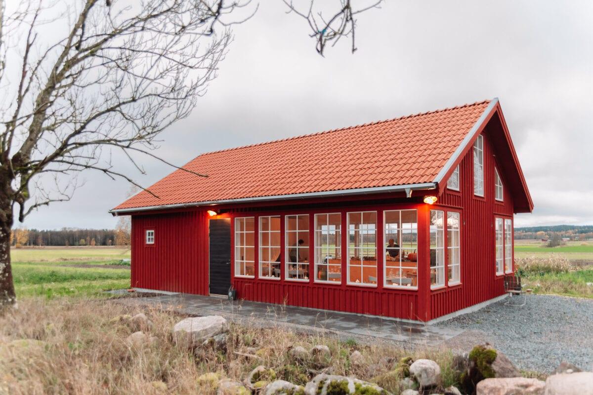 Mull i Mullhyttan - Restaurang at Jannelunds Gård, Örebro