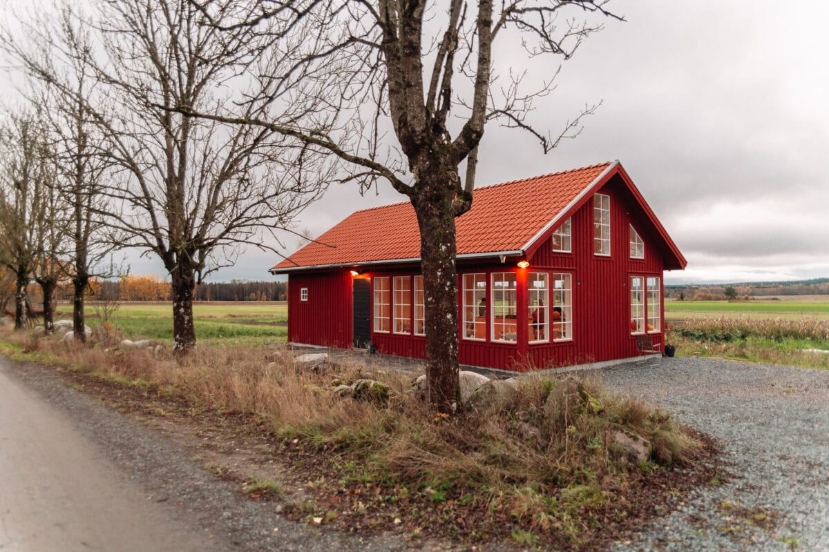 MULL in Mullhyttan - Farm restaurant in Örebro.