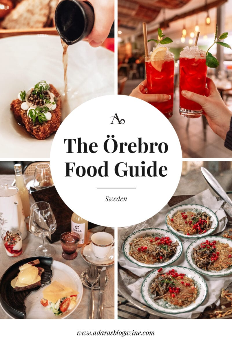 The Best Dining Experiences & Restaurants in Örebro County, Sweden